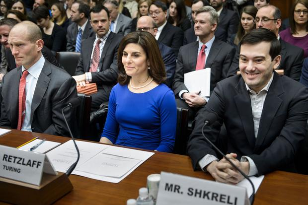 The many smirks of Martin Shkreli