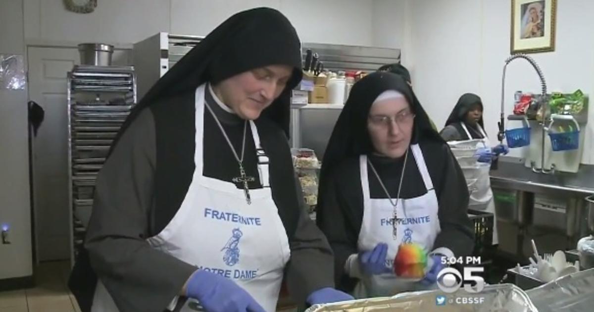 Fraternite Notre Dame Soup Kitchen