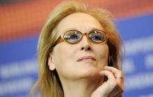 """Watch: Meryl Streep responds to Hollywood diversity questions: """"we're all Africans really"""""""