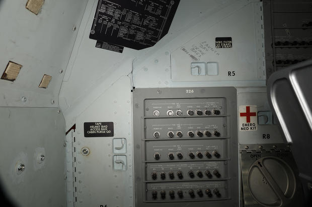 Inside Apollo 11