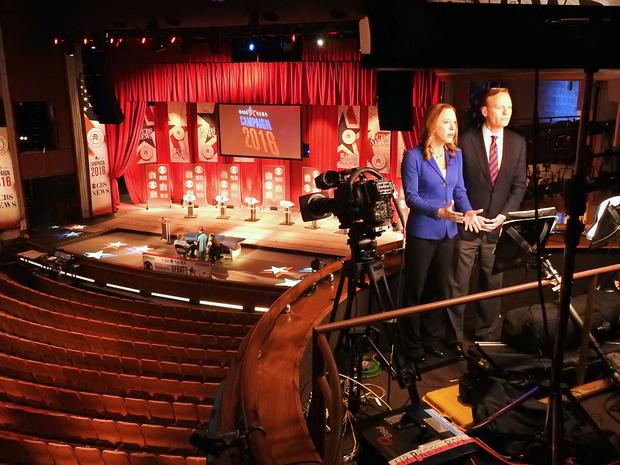 Preparing for debate night