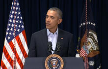 President Obama addresses death of Justice Antonin Scalia
