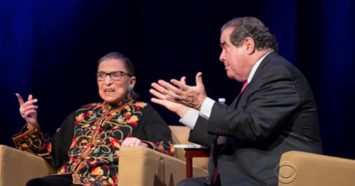 Antonin Scalia and Ruth Bader Ginsburg's lasting ...