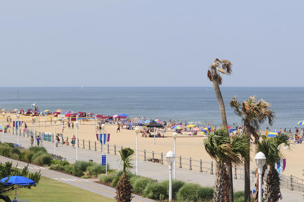 Affordable Virginia Beach 1 109 The Est And Priciest Spring Break Destinations Cbs News