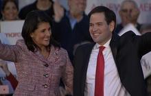 SC Gov. Haley endorses Marco Rubio for president
