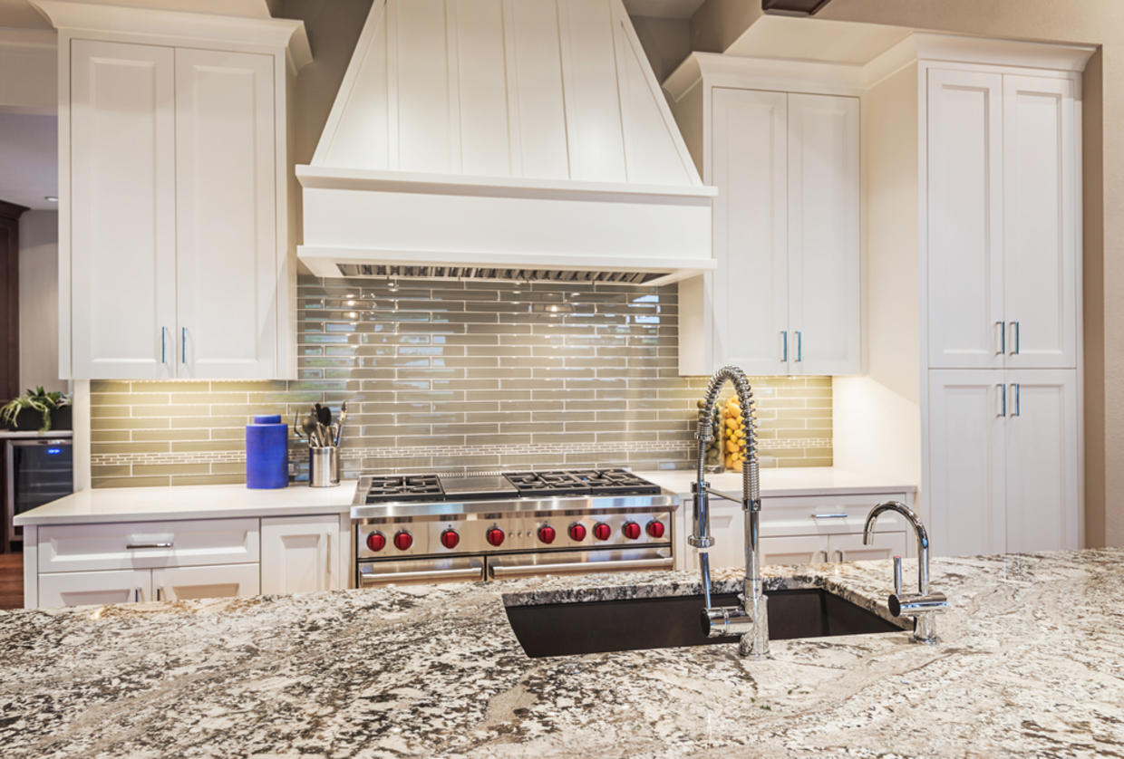 8 ways to revamp your kitchen for less than $25,000 - CBS News
