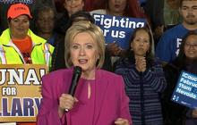 Clinton, Sanders battle for minority voters in Nevada