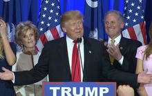 Watch: Trump gives victory speech in South Carolina