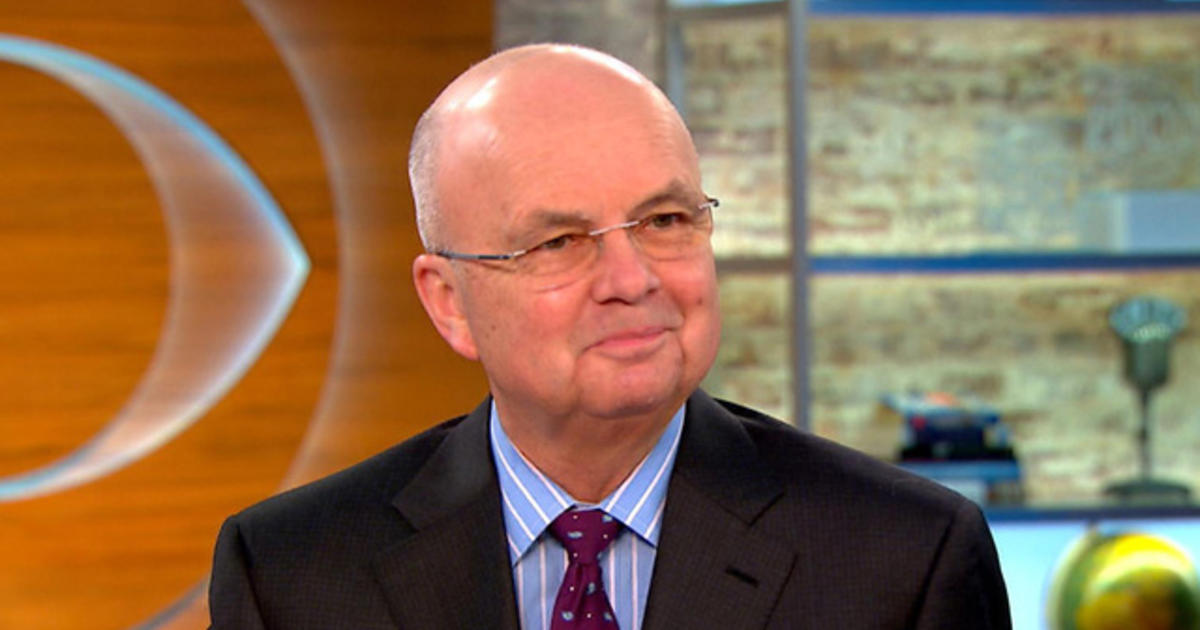 Michael Hayden on Apple's fight with FBI, 2016 campaigns