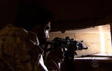 Neighborhoods flattened by Syrian war