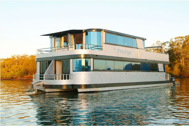 8 of the worlds most luxurious houseboats