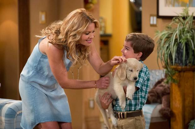 """Fuller House"": Then and now"