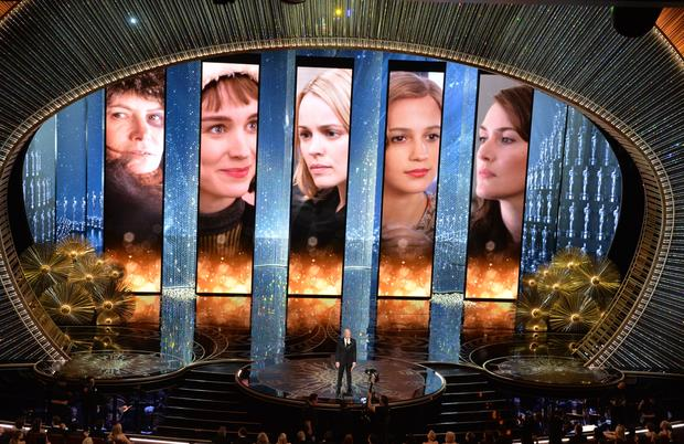 Oscars 2016 highlights