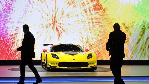 Cool cars at the Geneva Motor Show