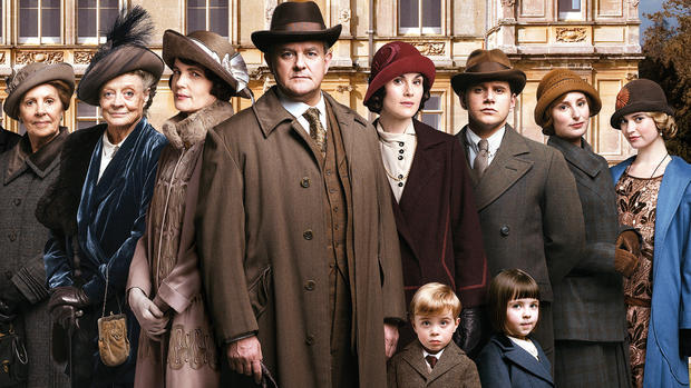 "Everyone who died on ""Downton Abbey"""