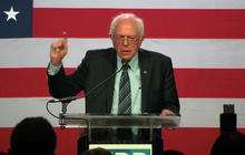 Full Video: Bernie Sanders addresses supporters in Michigan