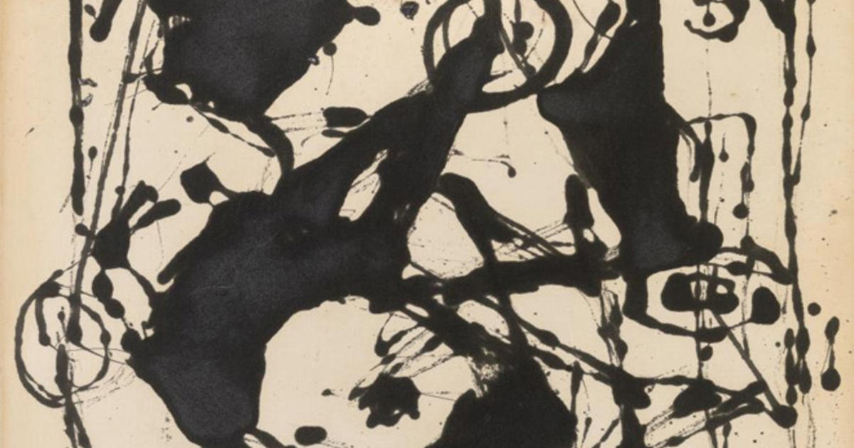 Portrait and a Dream by Jackson Pollock 19121956 United