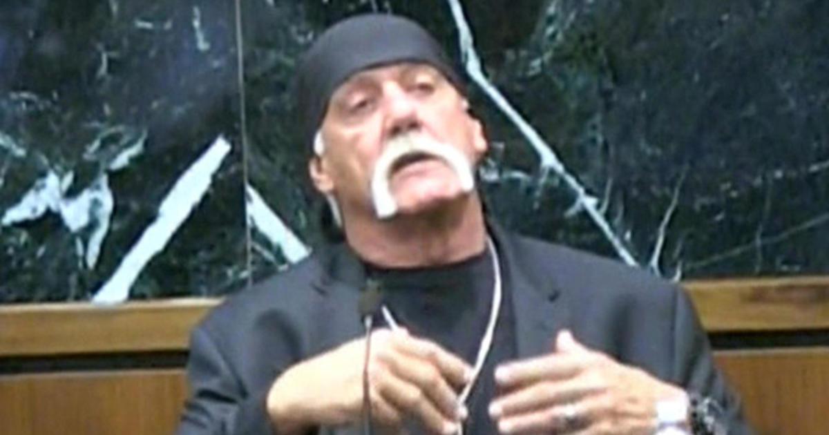 Hulk Hogan Sues