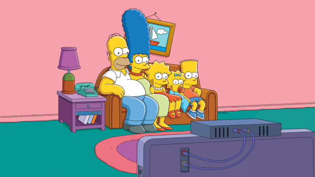 """The Simpsons"" guests stars over the years"