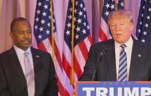 Ben Carson's endorsement of Donald Trump: Full press conference