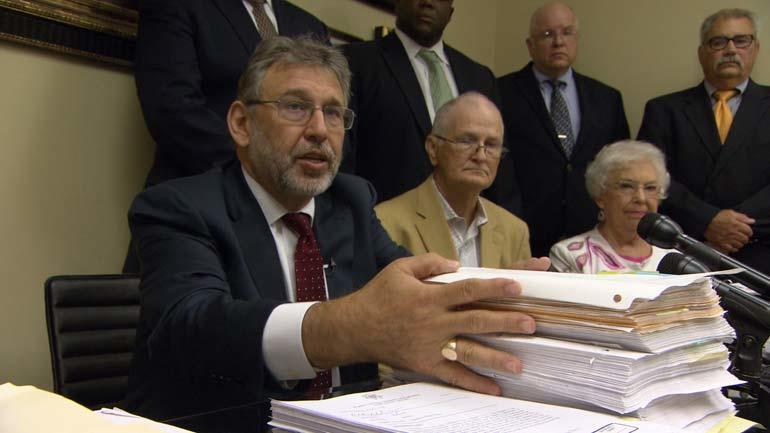 Defense attorney Stan Schneider