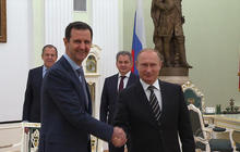 Russia may be wavering in support of Assad