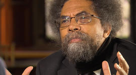 """What's a """"love warrior""""? Ask Cornel West"""