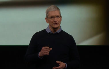 "Apple CEO Tim Cook: Data privacy ""impacts all of us"""