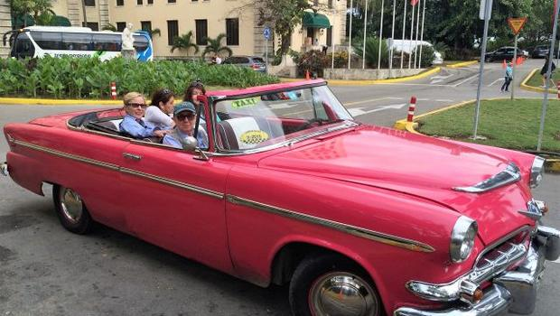 Wayback Machines The Classic Cars Of Cuba Cbs News