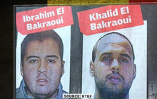 Two Belgium attackers ID'd as brothers, another at large