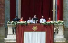 "Pope Francis calls Belgium attacks ""blind and brutal"""