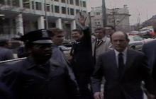 On this day: John Hinckley shoots Ronald Reagan