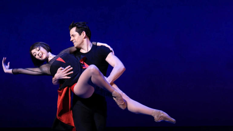 Bringing ballet to Broadway -- and beyond - CBS News