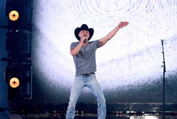 Forbes' list of highest-paid country stars