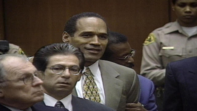 A look back at the real-life People v  O J  Simpson trial