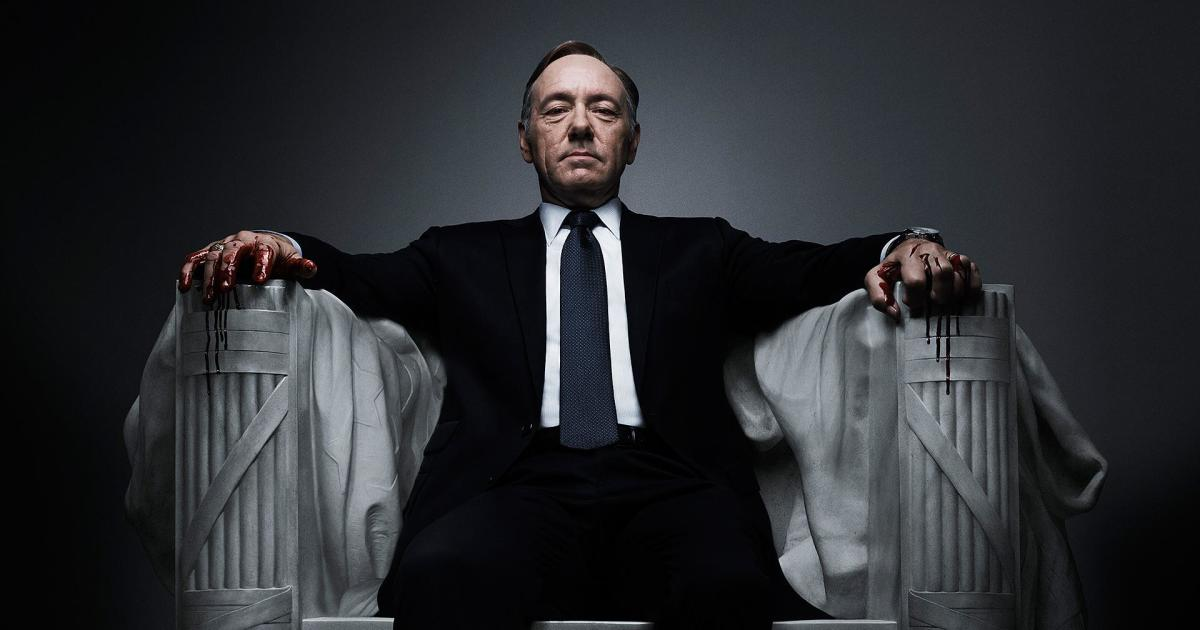 Has House Of Cards Become Our Political Reality Cbs News