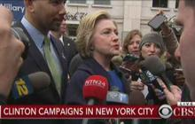 Watch: Clinton responds to Sanders attack