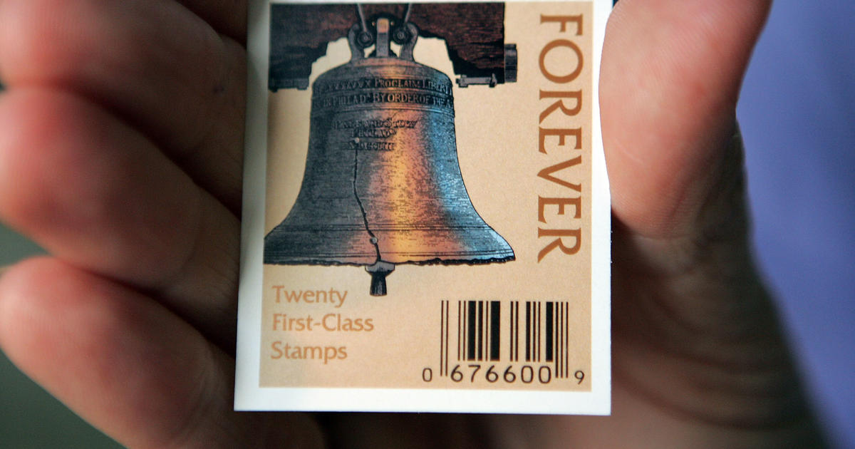 Postal service proposes price increase for stamps - CBS News