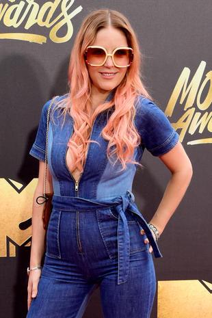 MTV Movie Awards 2016 red carpet