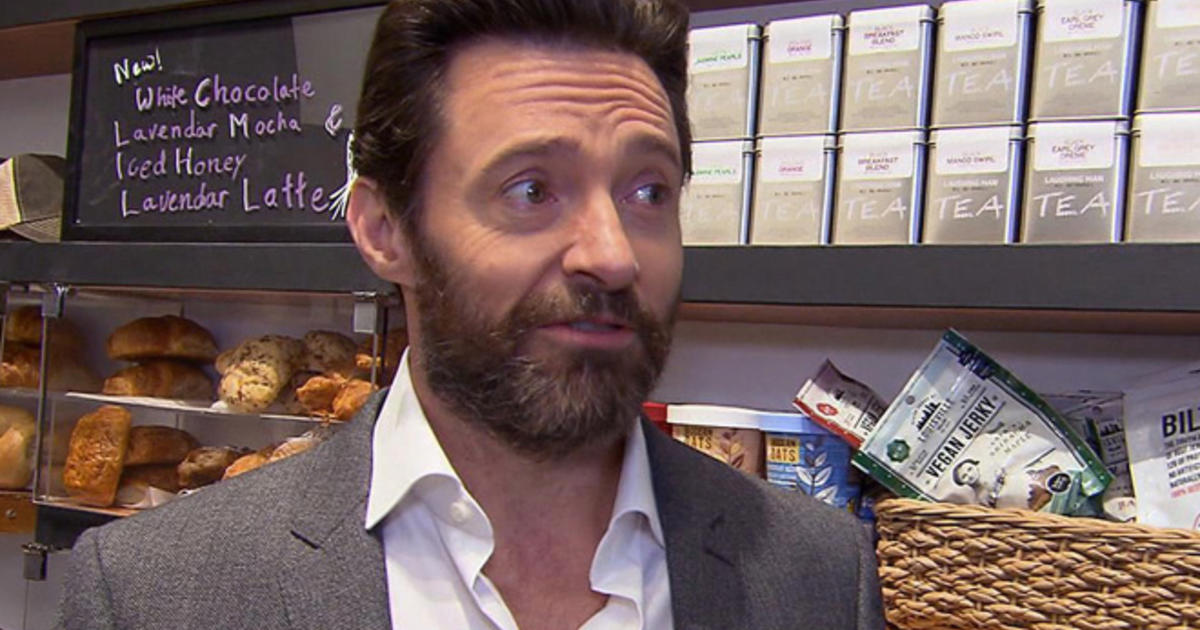Hugh Jackman Changing Lives One Cup Of Coffee At A Time