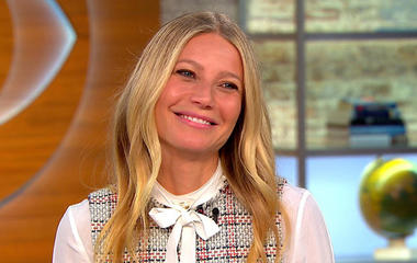 Gwyneth Paltrow on new cookbook, family and goop growth