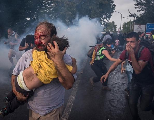 2016 Pulitzer Prize winners for photography