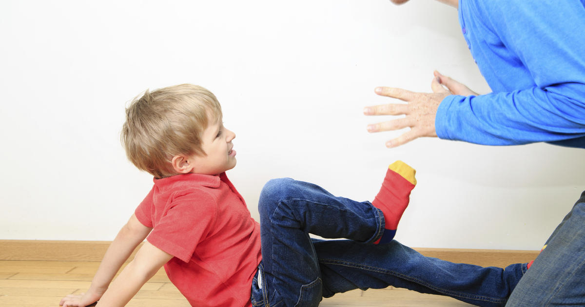 Study Suspensions Harm Well Behaved Kids >> 5 Decade Study Reveals Fallout From Spanking Kids Cbs News