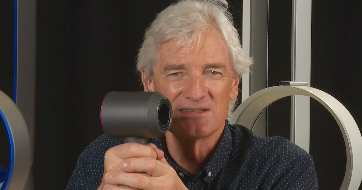 Dyson S New Invention Aims To Blow You And Bad Hair Days