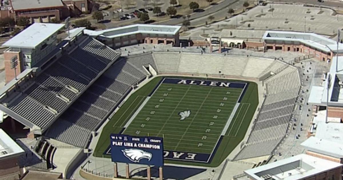 Texas High Schools Spending Tens Of Millions On Football