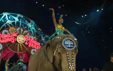 Ringling ends elephant use in circus
