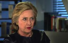 """Hillary Clinton on email server: """"It wasn't my best choice"""""""