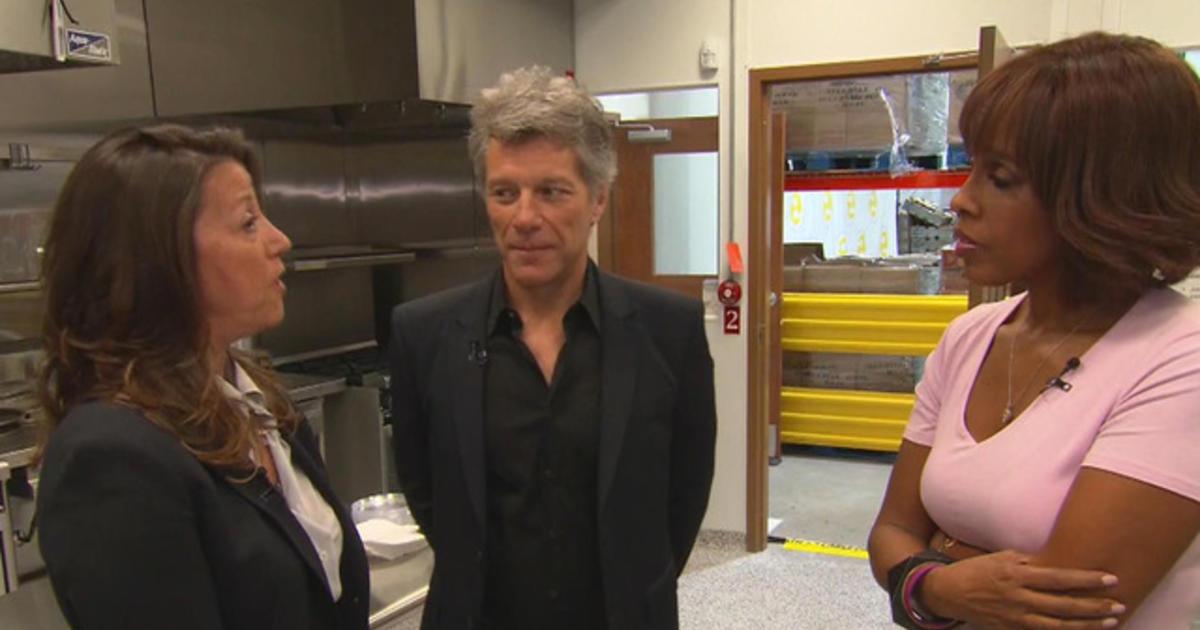 Jon Bon Jovi and wife on Soul Kitchen farm and philanthropy ...
