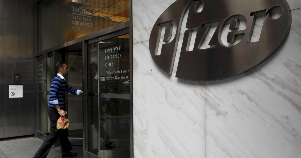 Pfizer new CEO: Albert Bourla will replace Ian Read as CEO