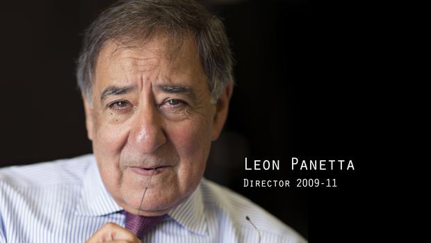 Former CIA Director Leon Panetta